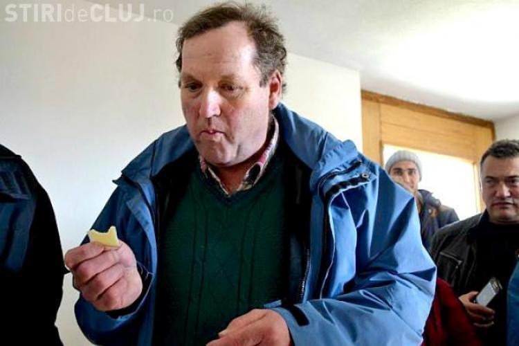 Reacția unui fermier austriac care a gustat din brânză românească