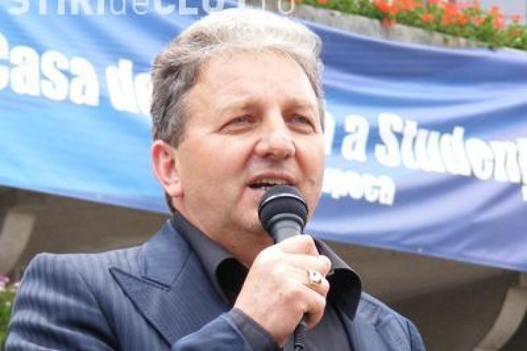 PSD Cluj îl susține pe Nati Arion pe lista de candidați de la Consiliul Județean Cluj
