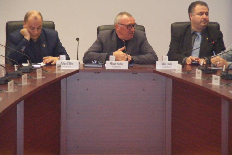Marius Mânzat a fost ales preşedinte al ADI ECO METROPOLITAN Cluj