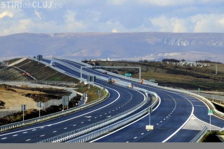 Clujul va mai avea un nou tronson de Autostradă