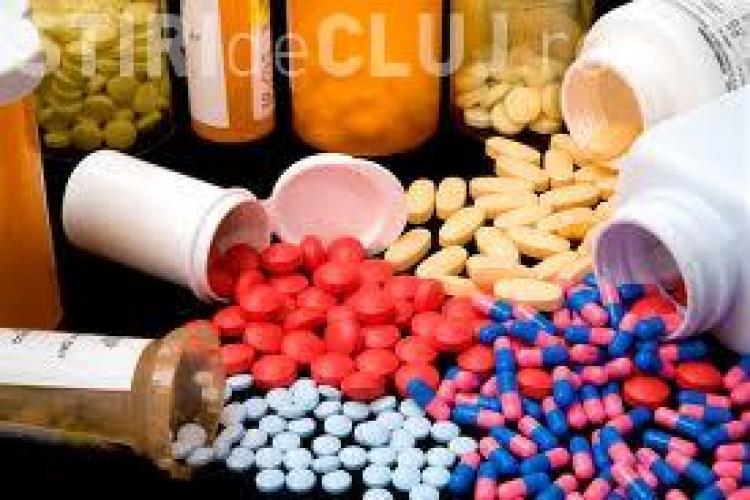 Percheziții la Cluj, Maramureș și Alba, într-un dosar cu trafic de medicamente