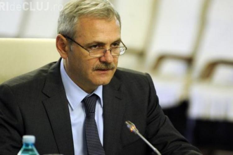 Liviu Dragnea este URMĂRIT PENAL pentru instigare la abuz în serviciu şi la fals intelectual