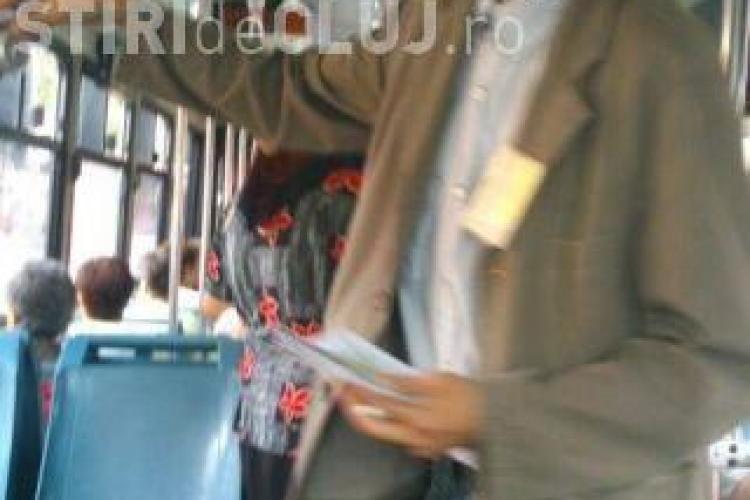 Sute de clujeni prinși fără bilet în mijloacele de transport în comun, într-o singură zi. Ce anunță CTP privind controalele