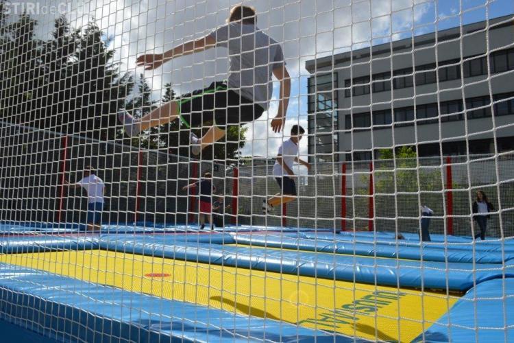 S-a redeschis Iulius Jump, destinația preferată de relaxare în aer liber (P)