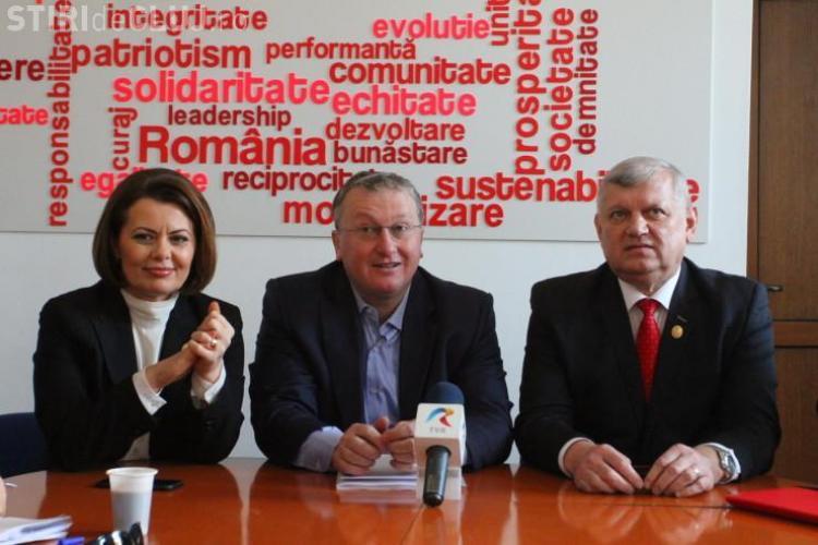 Cine sunt candidații PSD la Consiliul Județean Cluj