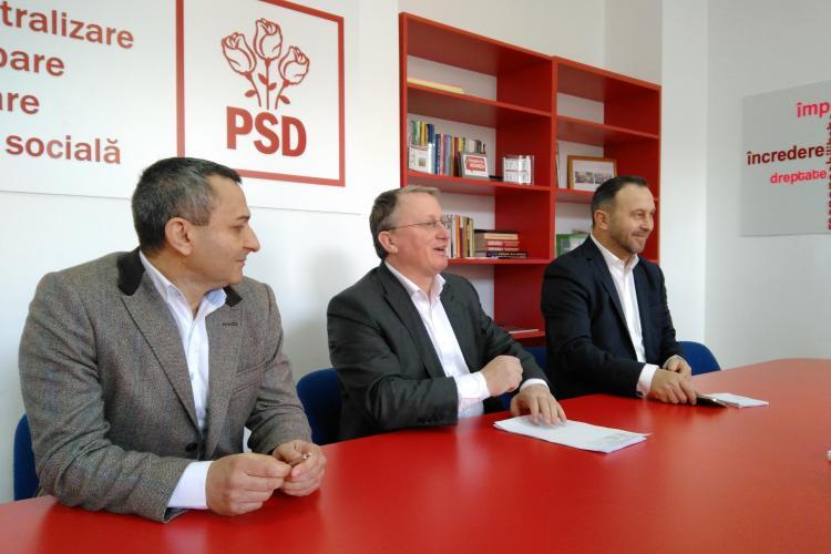 PSD Cluj propune un independent pentru primăria Florești. Omul de televiziune Dinu Criste este susținut de social-democrați