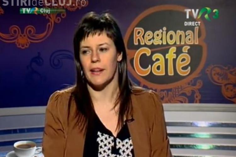 O prezentatoare de la TVR Cluj a spus în DIRECT cum a fost dată afară - VIDEO