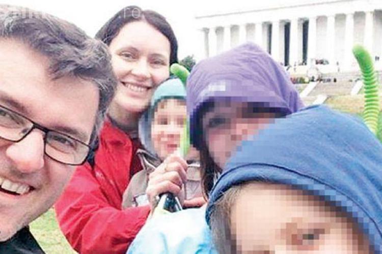 Unul dintre copiii familiei Bodnariu se întoarce alături de părinţi
