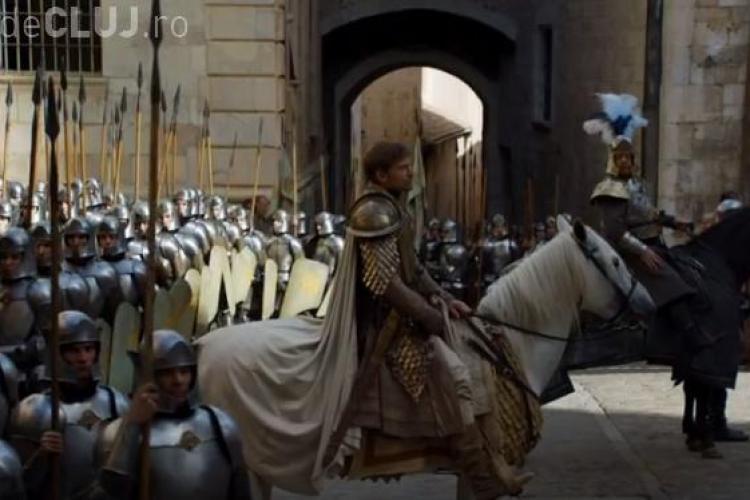 """A apărut un nou trailer pentru sezonul VI al """"Game of Thrones"""" - VIDEO"""