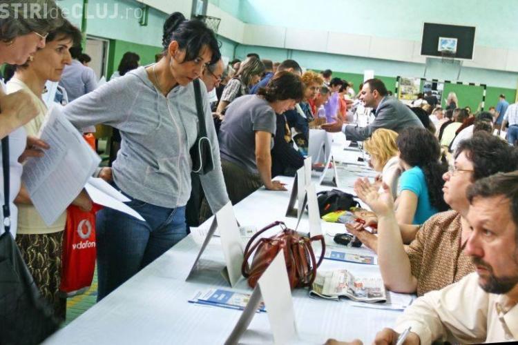 """AJOFM Cluj organizează """"Bursa locurilor de muncă"""", în cadrul """"European Employers Days"""". Când se va desfășura evenimentul"""