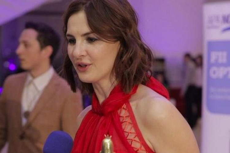 O actriță s-a dus la Premiile Gopo fără lenjerie intimă?