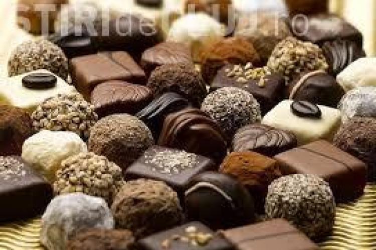 România a trimis o notificare de alertă privind bomboanele de ciocolată aduse din Polonia
