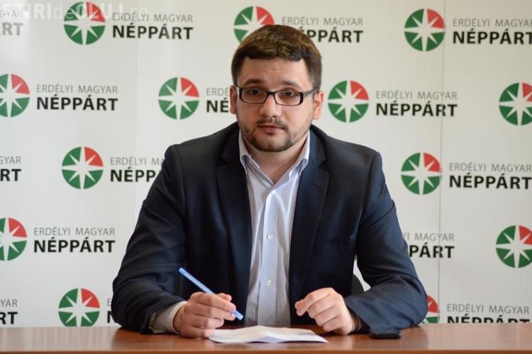 Fancsali Erno, clujeanul care a cerut Autonomia Transilvaniei, candidează la Primăria Cluj-Napoca