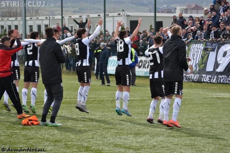 Trei jucători de la U Cluj dați afară de la echipa mare. Scene INCREDIBILE pentru niște jucători profesioniști