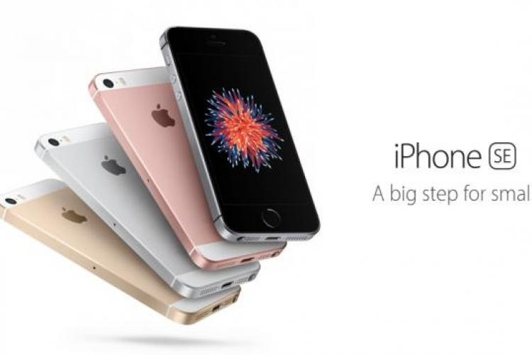 """Apple a lansat un telefon """"low-cost"""". Cât costă și ce specificații are"""