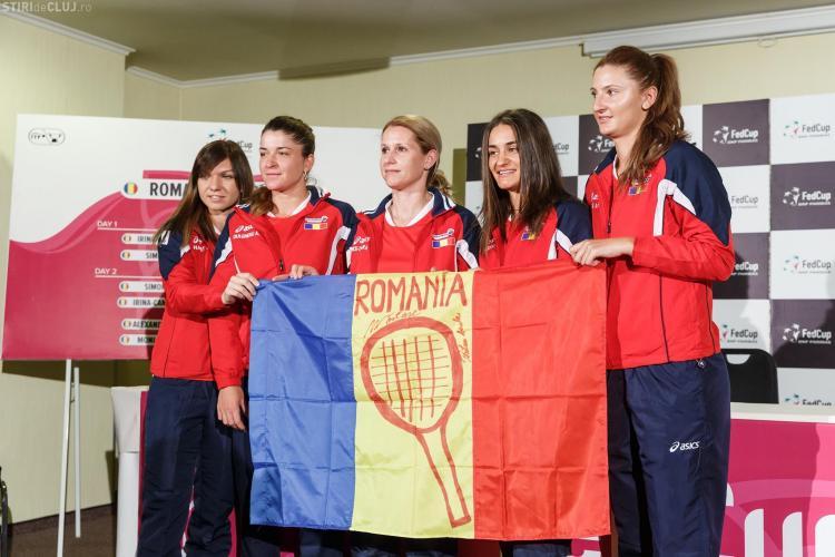Programul meciurilor Fed Cup: România - Germania