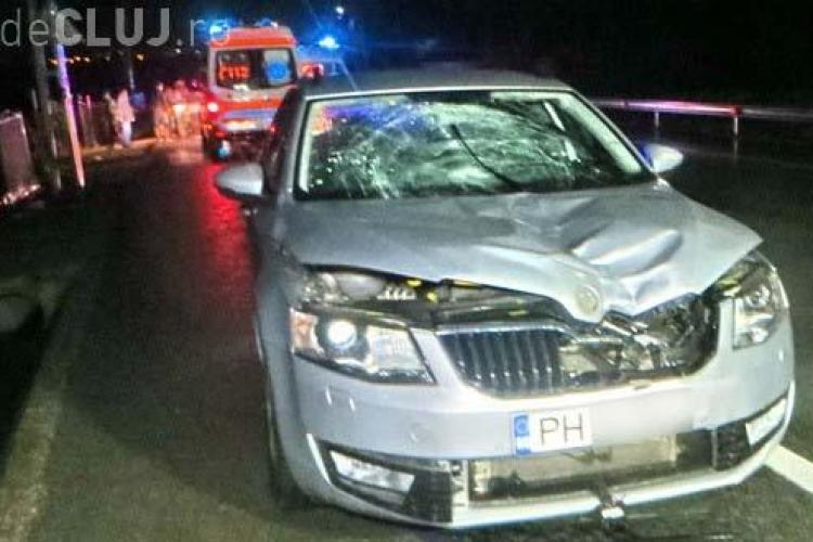 Accident MORTAL în județul Cluj. O elevă a fost spulberată de un șofer - VIDEO