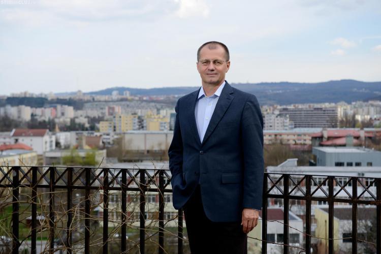 Octavian Buzoianu, fostul șef al URSUS, candidează la Primăria Cluj-Napoca