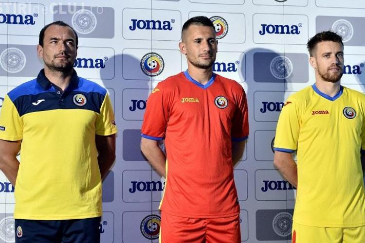 Știri de Cluj te premiază cu tricourile oficiale de joc ale naționalei României. Ce trebuie să faci pentru a câștiga