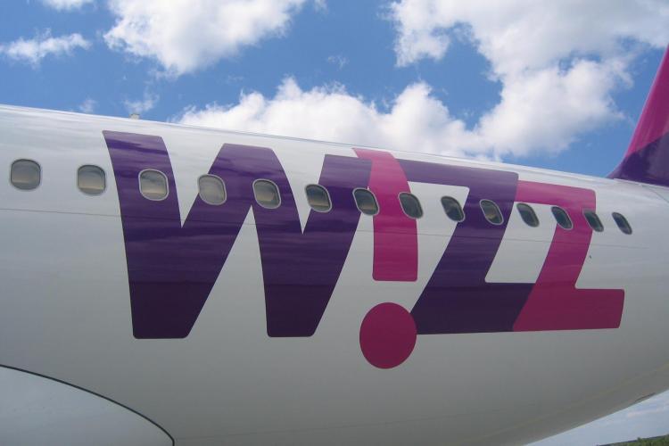 Wizz Air face o ofertă BOMBĂ. Cât costă azi biletele de avion