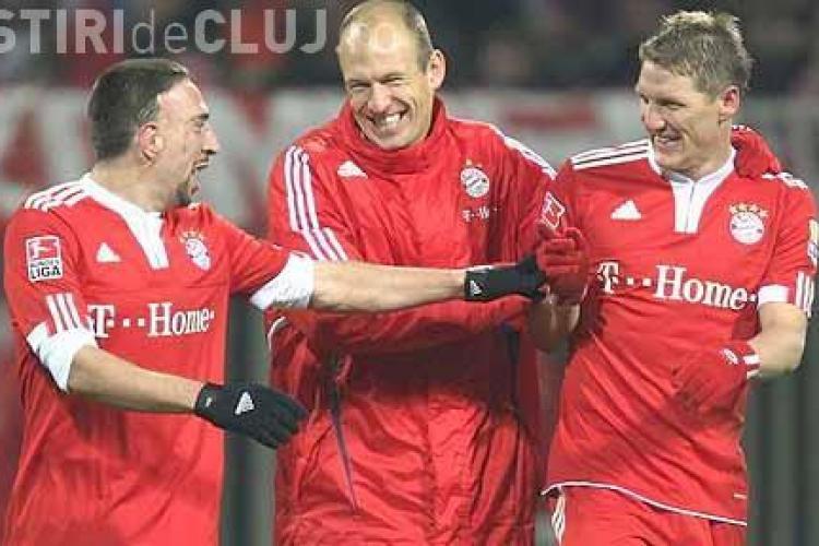 Lotul CFR Cluj, de 10 ori mai ieftin ca cel de la Bayern Munchen! VEZI cat costa jucatorii celor 2 echipe