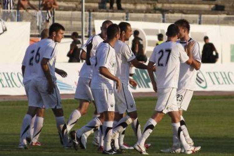 LIVE TEXT FC Brasov - U Cluj 2-1 - Vezi golurile
