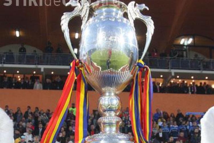 CFR Cluj este in urna I la tragerea la sorti din Cupa Romaniei! Vezi cu cine ar putea juca