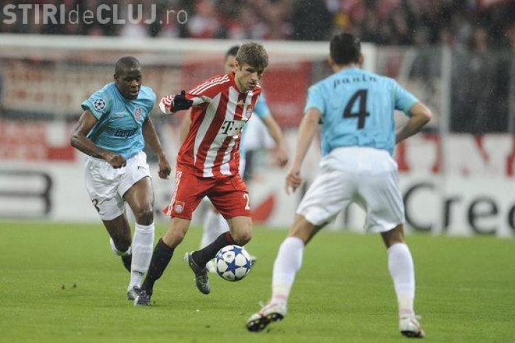 """Ionut Rada: """"Impotriva unei echipe ca Bayern e frustrant sa-ti dai doua autogoluri"""""""
