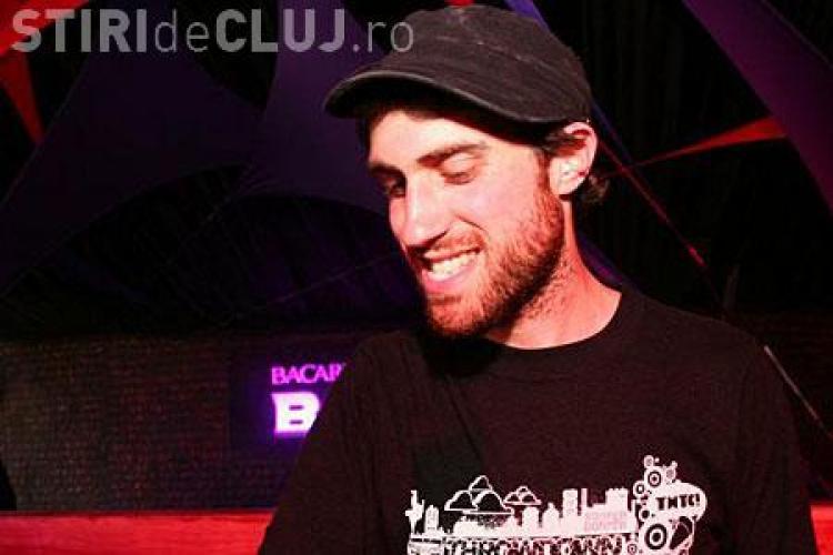 Beardyman revine la Cluj Napoca, in 20 noiembrie
