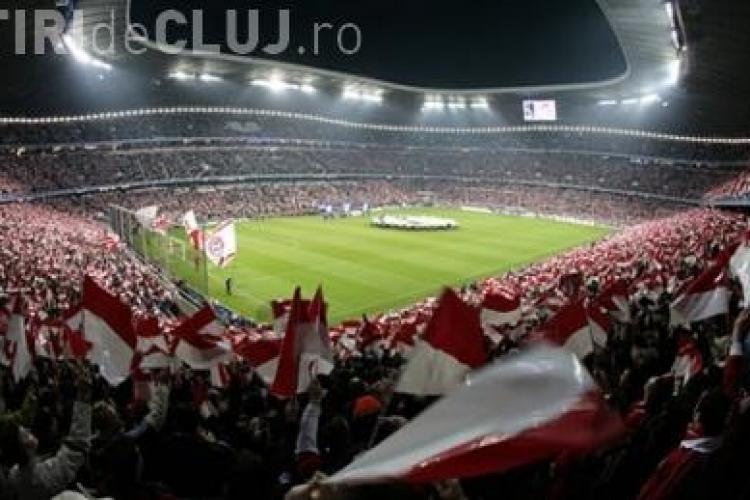 Bayern Munchen incepe sa inscrie goluri pe banda rulanta! Nemti joaca in 3 noiembrie cu CFR Cluj