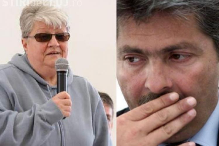 "Maria Vlas catre oamenii pagubiti de FNI: ""Vantu sa le dea banii inapoi"""