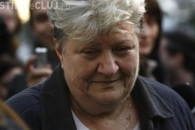 "Maria Vlas: ""Boc este o trompeta. Opozitia nu vrea la Guvernare, ca nu se baga in rahatul asta fioros"""