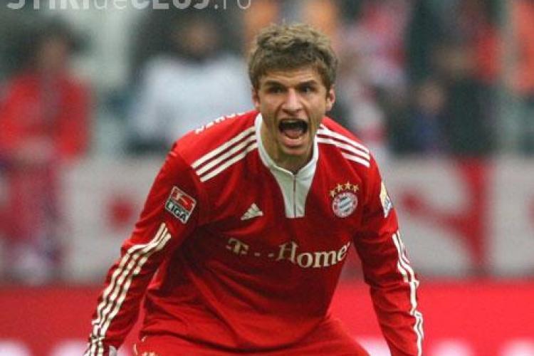 Thomas Muller, de la Bayern, ar fi putut juca la CFR Cluj, dar a fost refuzat de Muresan si Paszkany
