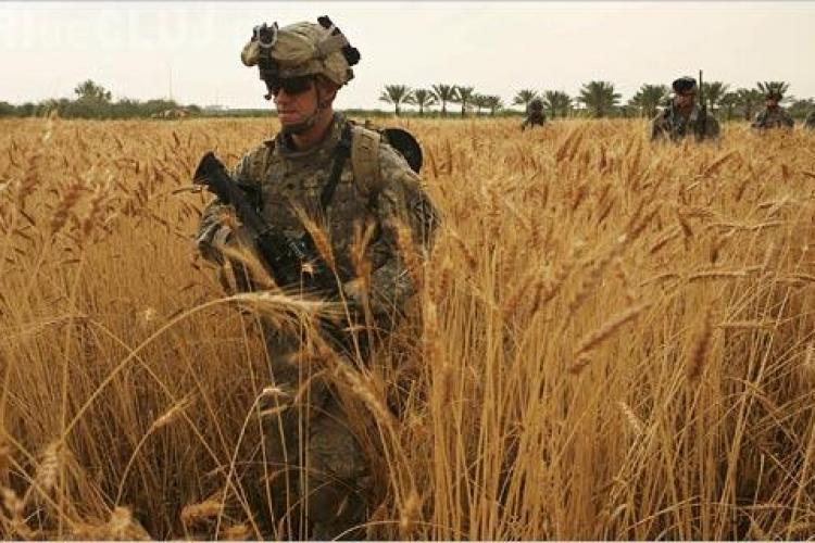 O companie romaneasca de securitate, implicata in incidente in timpul razboiului din Irak