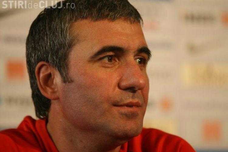 Hagi ar putea prelua echipa Galatasaray Istanbul
