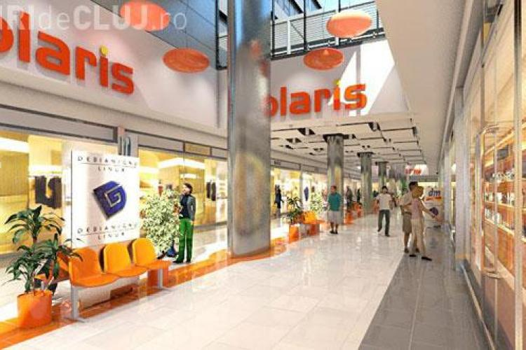 "Centrul comercial Solaris din Turda, pazit de o firma care practica ""sclavia"""