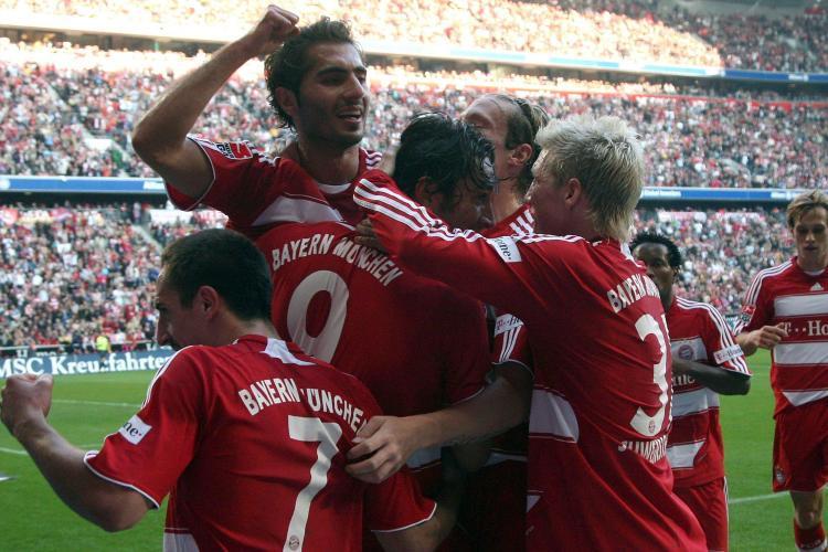 Presa germana anunta ca daca Bayern castiga cu CFR Cluj este in primavara europeana