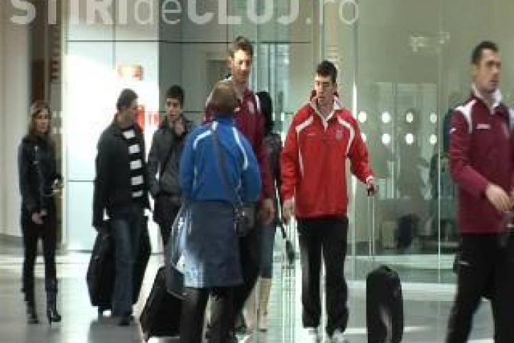 """Culio, despre meciul cu Bayern: """"CFR Cluj e o echipa mare si jucam la victorie oriunde"""" - FOTO si VIDEO"""