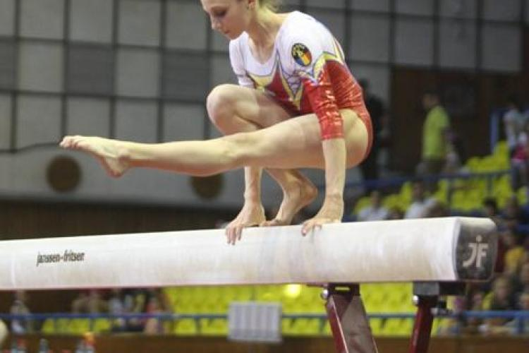 Ana Porgras, medalie de aur la barna la Campionatul Mondial de gimnastica