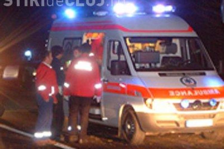 Accident pe strada Buna Ziua! Un barbat a fost ranit si autorul accidentului a fugit de la locul faptei