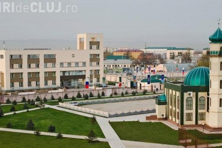Atentat in Parlamentul cecen! Un barbat s-a aruncat in aer si mai multe persoane au fost ucise