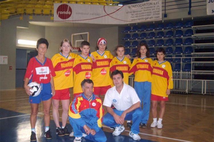Aur pentru clujeni la Campionatul Mondial de fotbal-tenis din Turcia