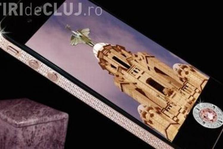 Cel mai scump telefon mobil din lume costa 8 milioane de dolari! Top trei cele mai scumpe dispozitive mobile - FOTO