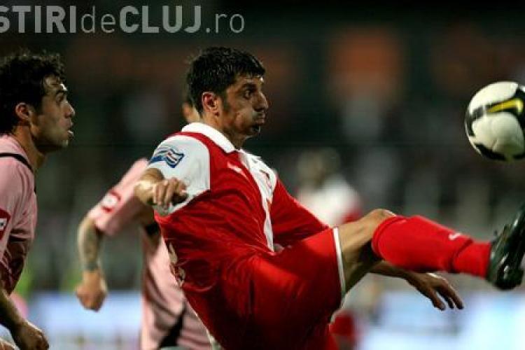 Danciulescu ar putea fi indisponibil pentru meciul Dinamo - CFR Cluj!