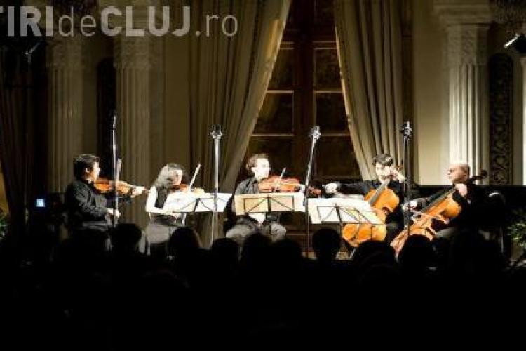 Concertul de deschidere a Festivalului SoNoRo, transmis in direct de TVR HD! VEZI cand sunt programate spectacolele la Cluj