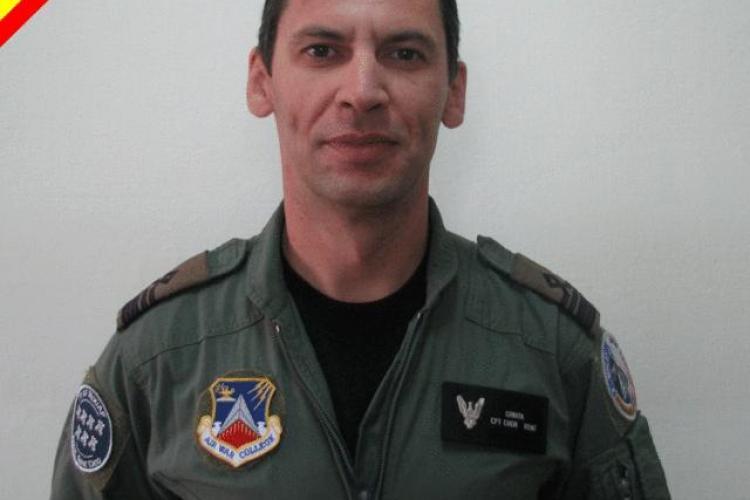 Sotia pilotului Laurentiu Chirita, mort in accidentul de langa Campia Turzii, era controlor de trafic in momentul producerii tragediei