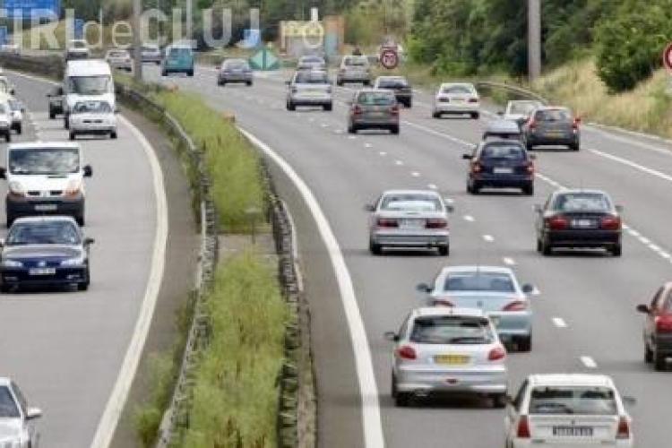 Taxa de acces pe autostrazile din Romania! Guvernul vrea sa ia mai multi bani de la romani