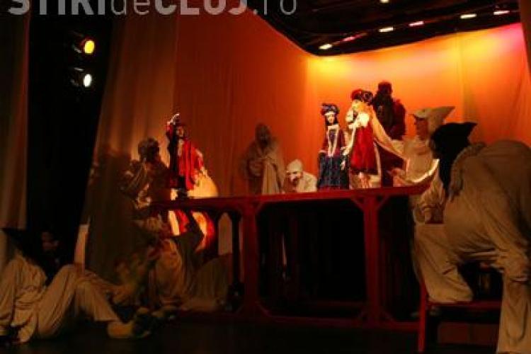 27 de spectacole de teatru de papusi vor avea loc de luni la Festivalul Puck. Vezi Programul complet