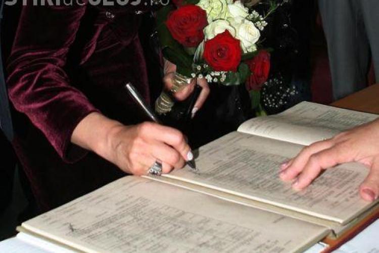 Casatorii programate on-line la Cluj Napoca! VEZI adresa unde iti poti programa cununia