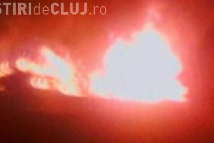 Un orfelinat a luat foc in Baia Mare! 12 copii au fost evacuati